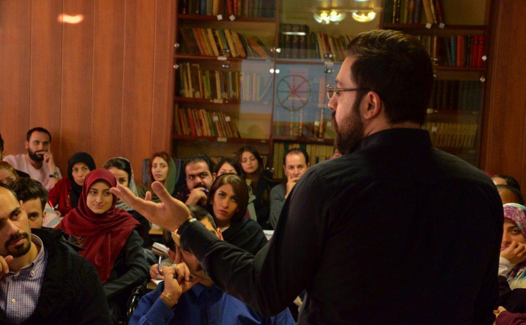 محمد صبور - تدریس در دانشگاه علمی کاربردی