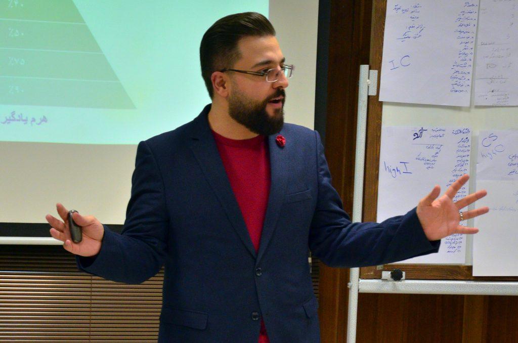 محمد صبور مدرس رفتارشناسی